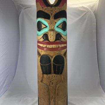 Bear Totem by Jason Watts